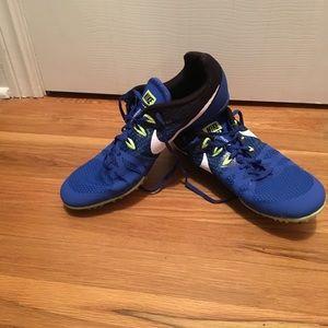 Men's Nike track shoes